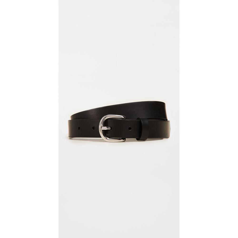 イザベル マラン Isabel Marant レディース ベルト 【Zap Leather Belt】Black
