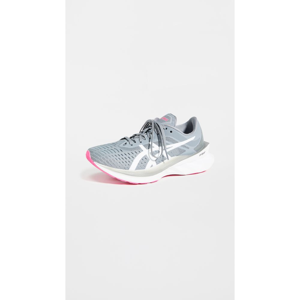 アシックス Asics レディース スニーカー シューズ・靴【novablast sneakers】Sheet Rock/White