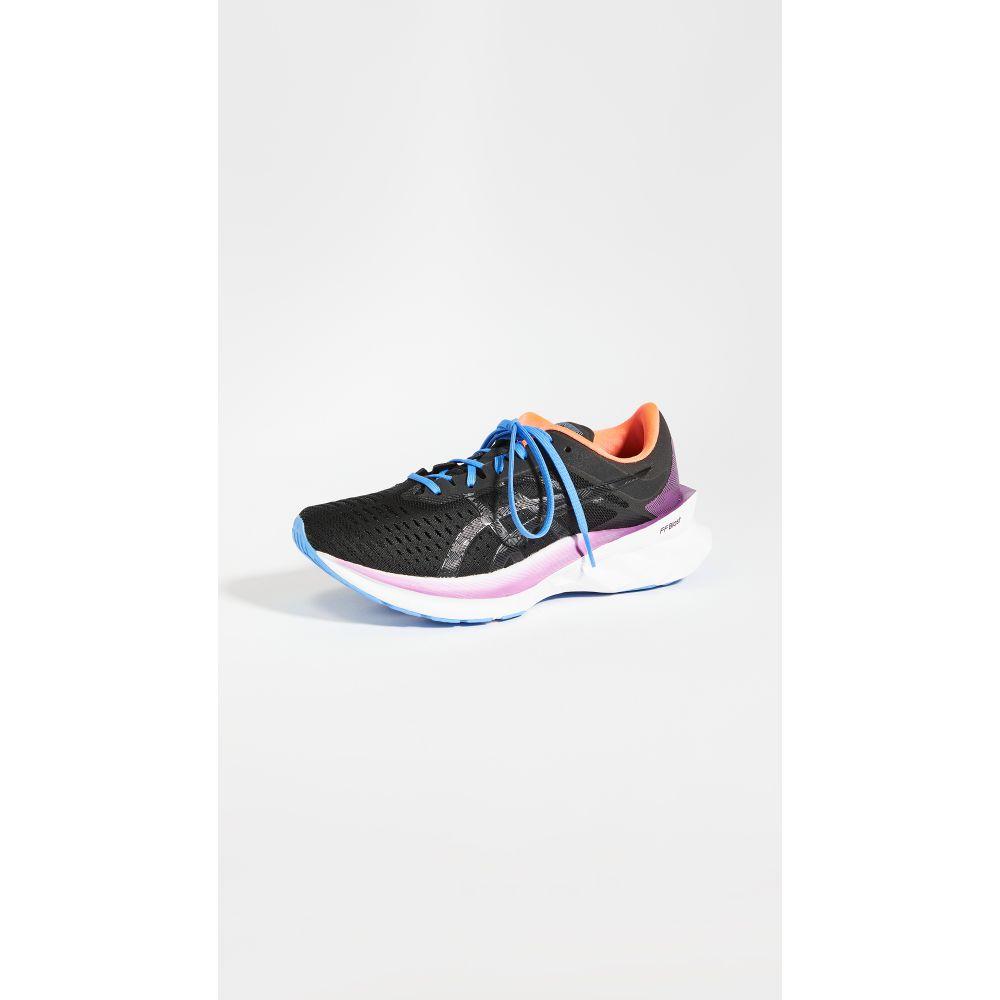 アシックス Asics レディース スニーカー シューズ・靴【novablast sneakers】Black/Black