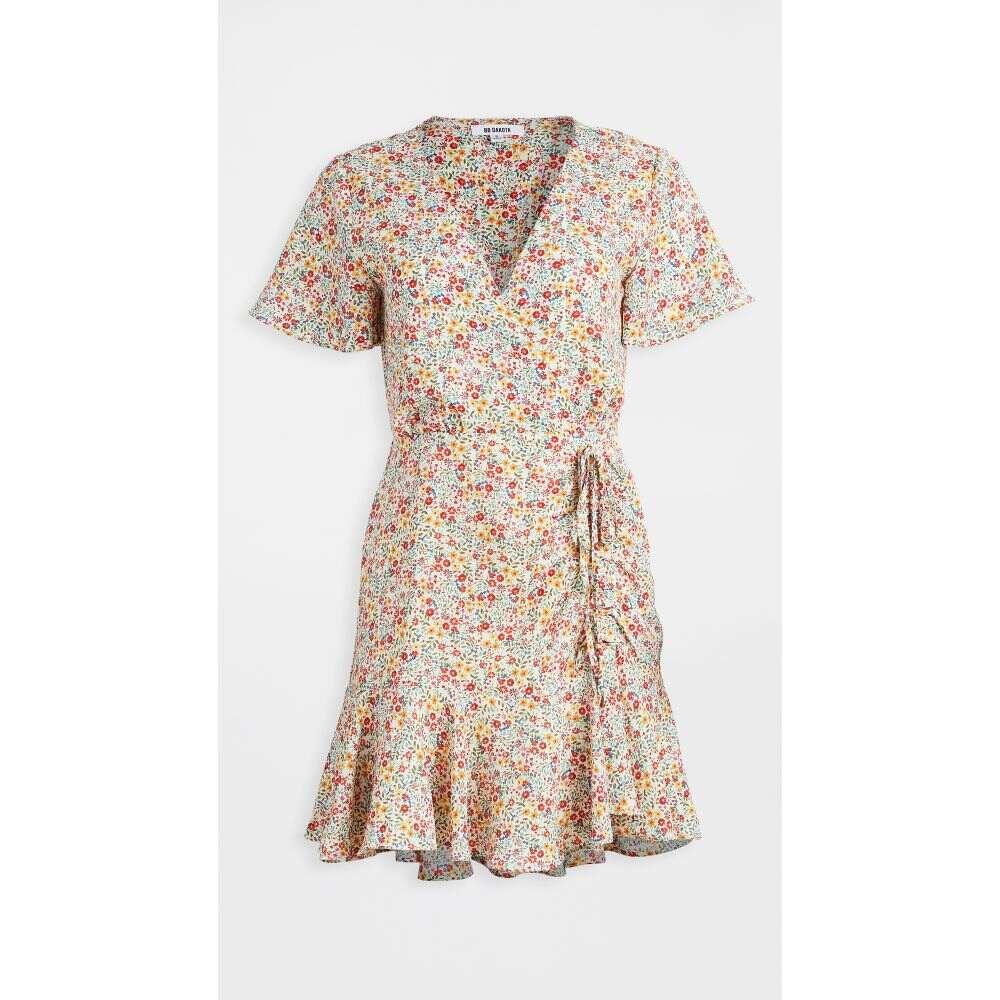 ビービーダコタ BB Dakota レディース ワンピース ワンピース・ドレス【flower on dress】Vanilla
