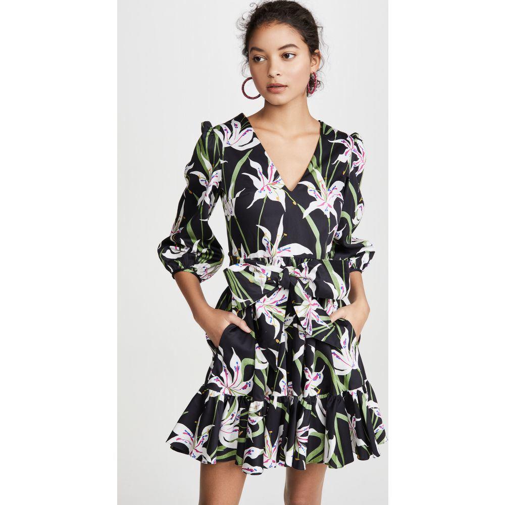 ノア ド ボルゴ Borgo de Nor レディース ワンピース ワンピース・ドレス【anita cotton poplin lily dress】Black