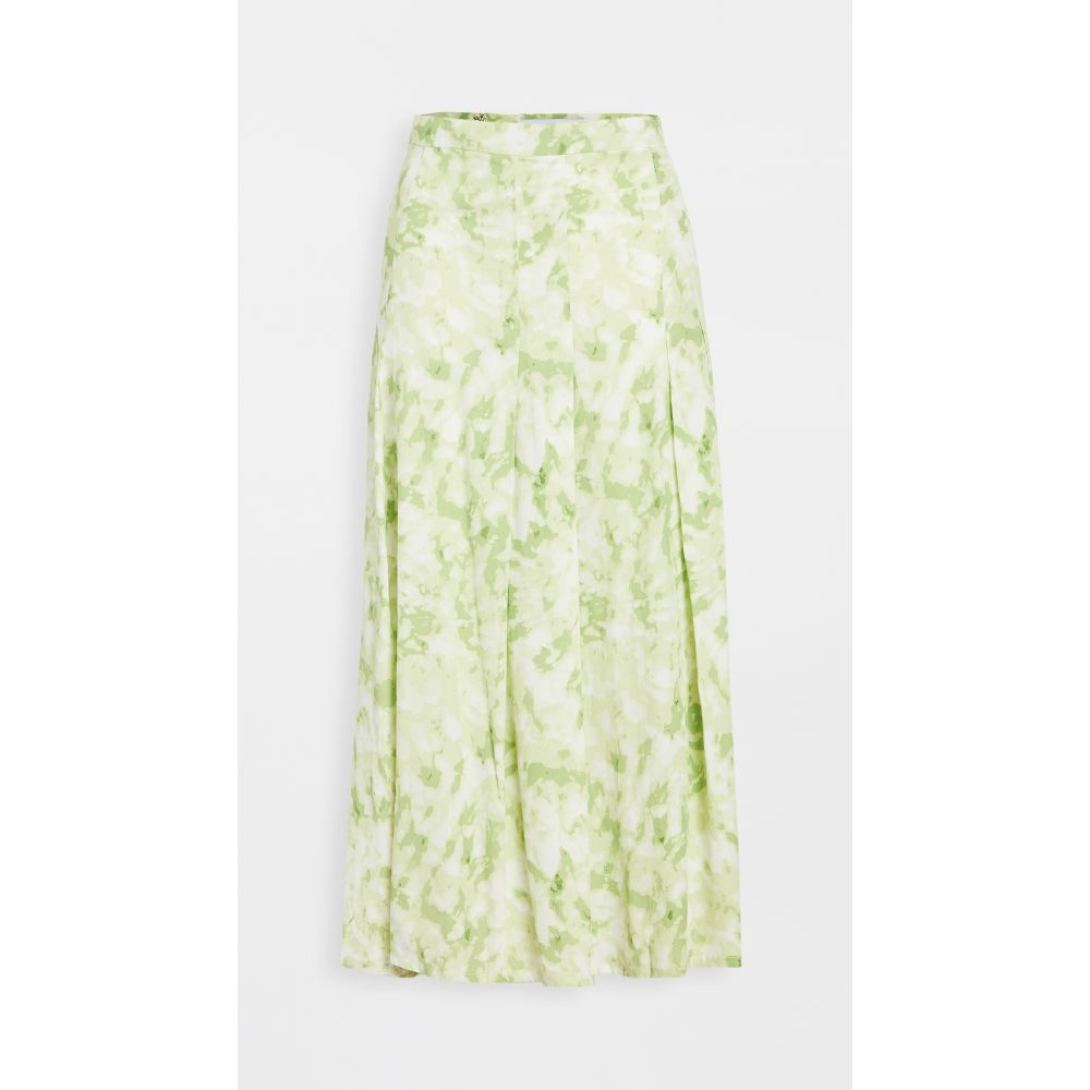 フェイスフルザブランド FAITHFULL THE BRAND レディース ひざ丈スカート スカート【cuesta midi skirt】Roos Tie Dye
