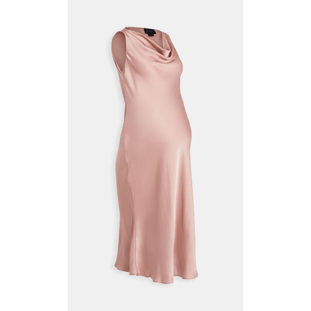 ハッチ HATCH レディース ワンピース ワンピース・ドレス【the harlow dress】Rosewood