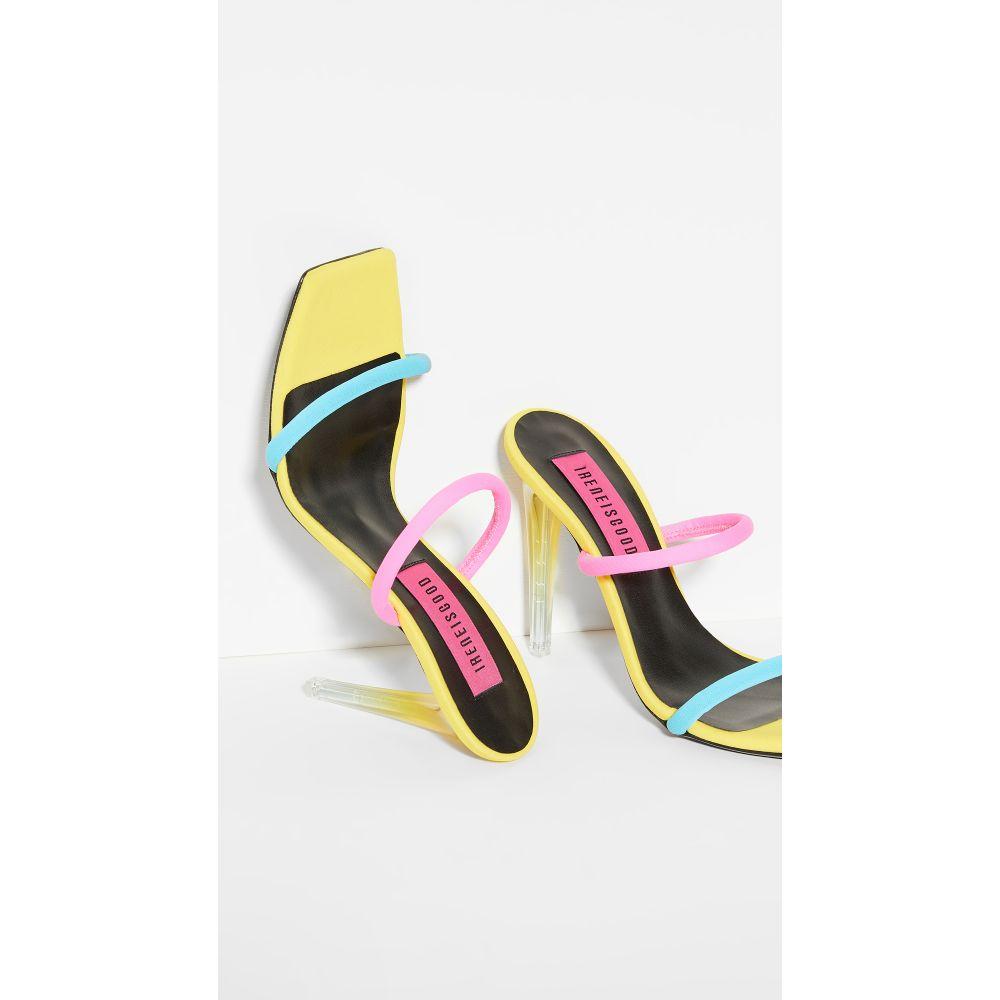 アイリーンイズグッド Ireneisgood レディース ヒール シューズ・靴【neoprene heels】Yellow