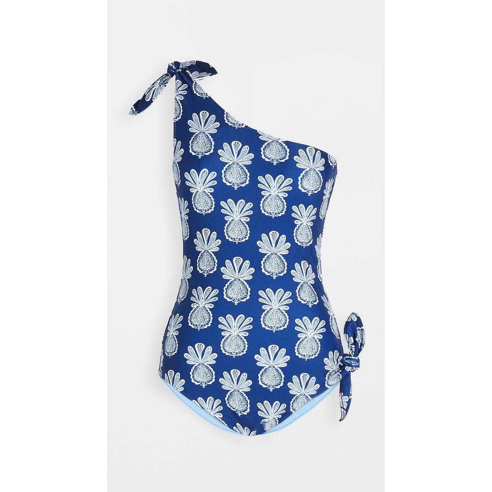 ラダブルジェー La Double J レディース ウェットスーツ 水着・ビーチウェア【goddess suit】Pineapple Blue