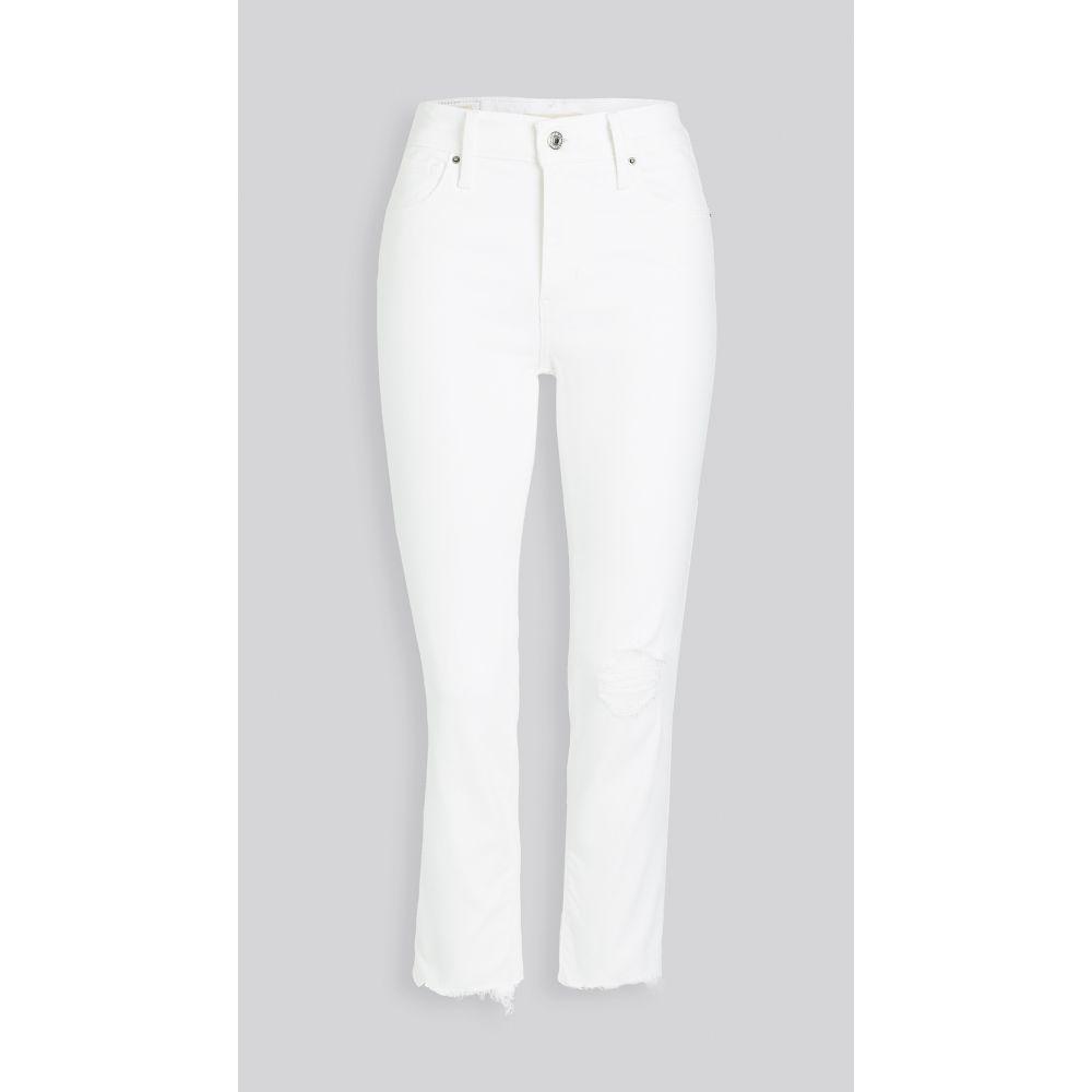 リーバイス Levi's レディース ジーンズ・デニム ボトムス・パンツ【724 high rise straight crop jeans】Won Me Over