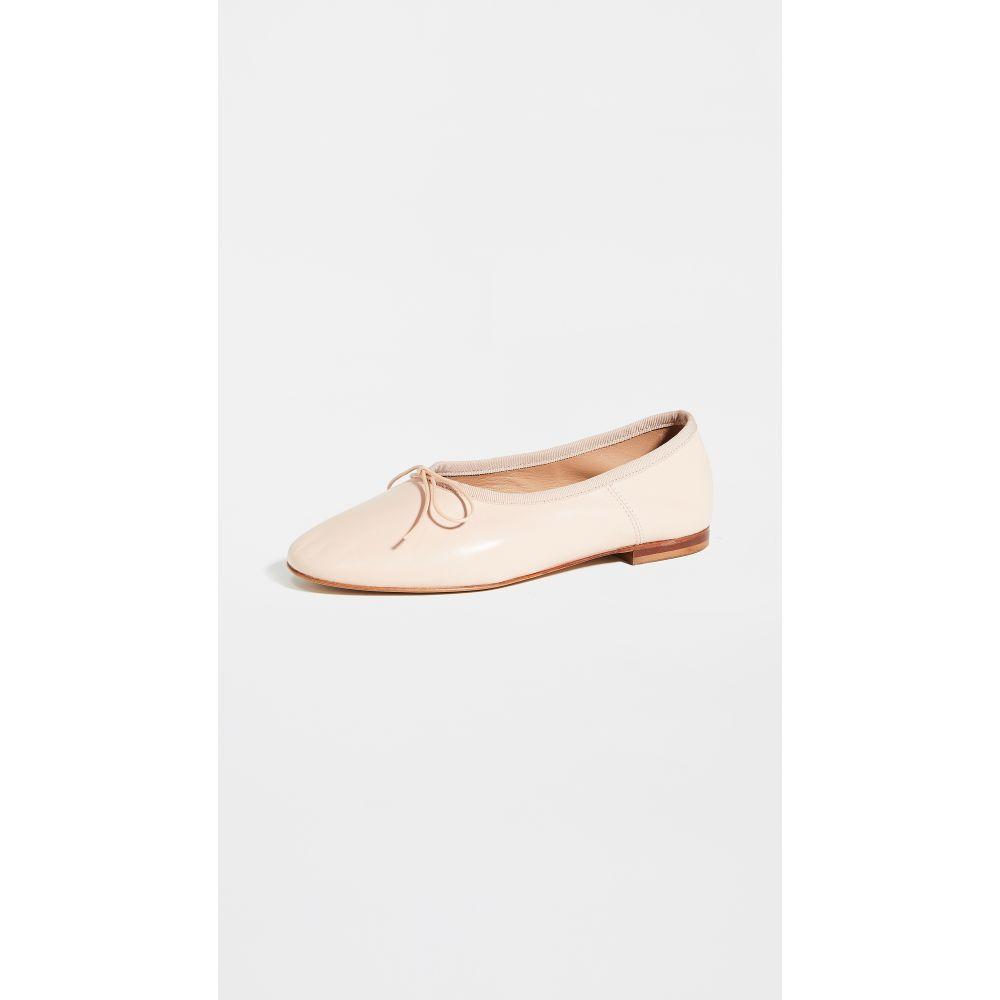 マンサーガブリエル Mansur Gavriel レディース スリッポン・フラット シューズ・靴【ballerina flats】Rosa