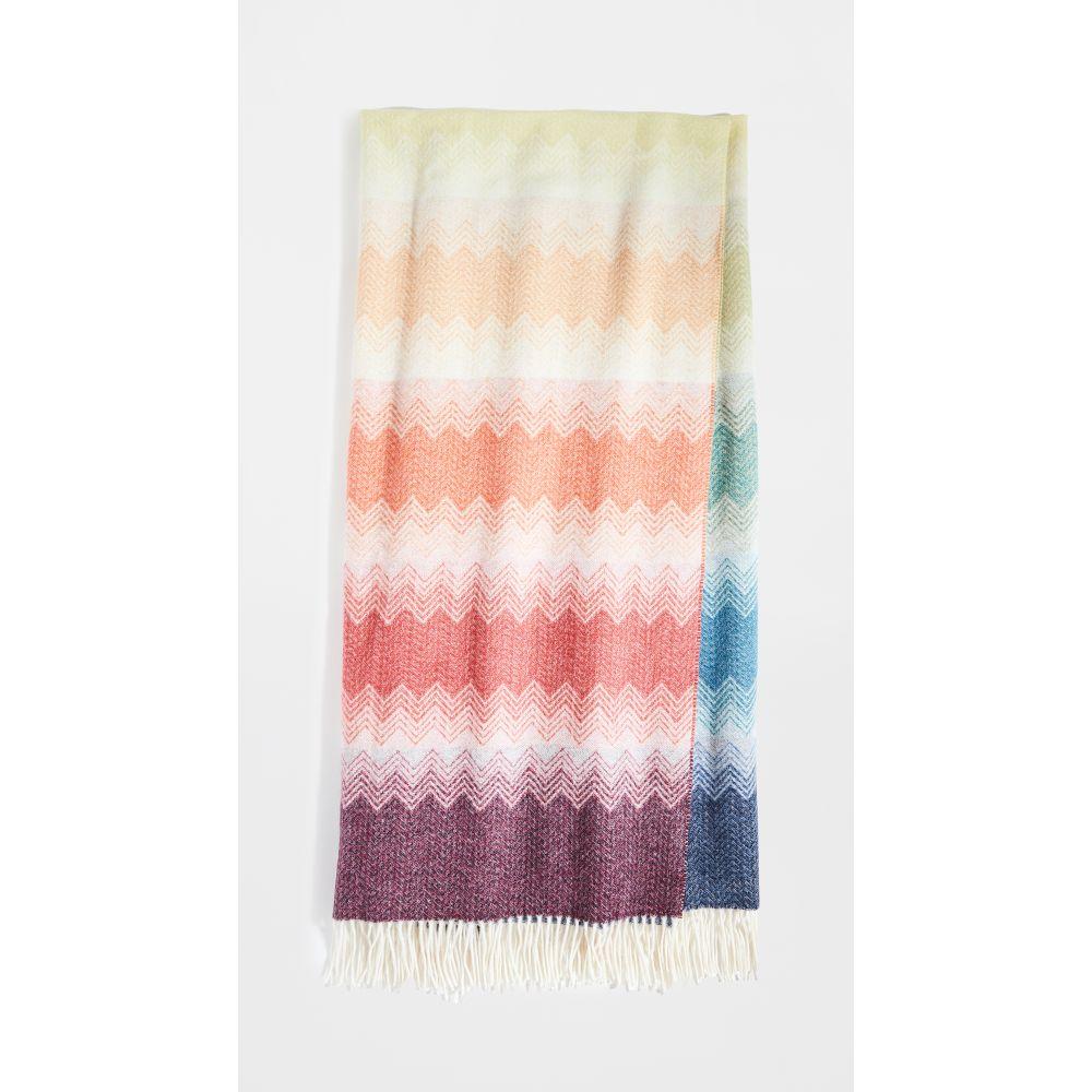 ミッソーニ Missoni Home レディース 雑貨 ブランケット【yvo throw blanket】Yvo