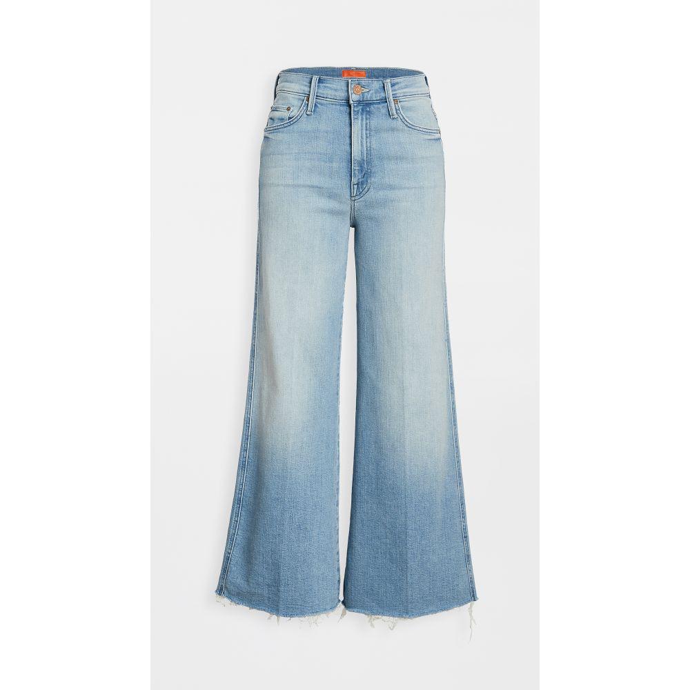 マザー MOTHER レディース ジーンズ・デニム ボトムス・パンツ【sunburst roller unfinished ankle jeans】Poppy Fields
