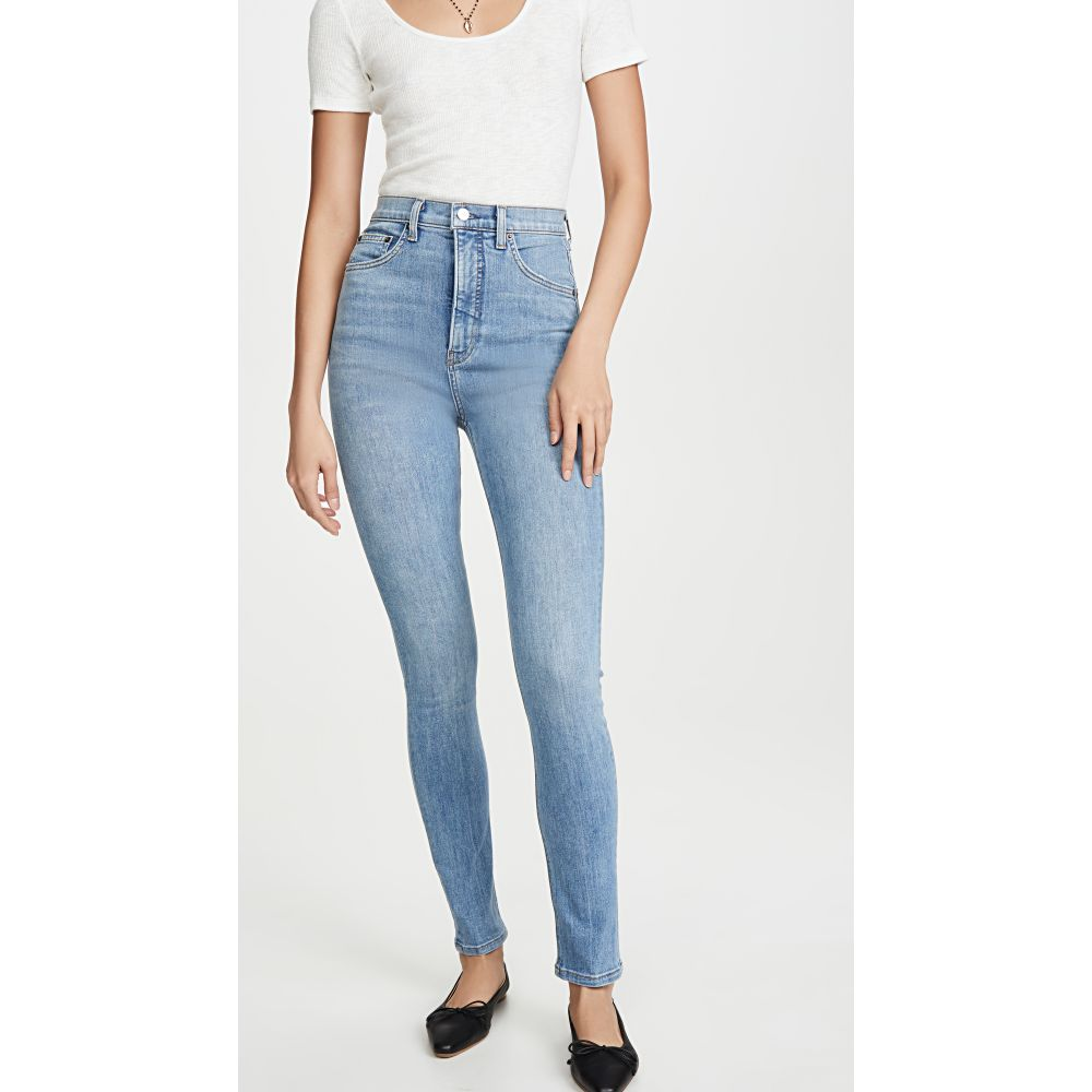リフォーメーション Reformation レディース ジーンズ・デニム ボトムス・パンツ【ultra high + skinny jeans】Cyprus