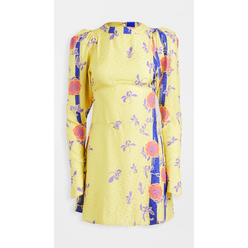 シルビアアストア Silvia Astore レディース ワンピース ワンピース・ドレス【jade short dress】Yellow
