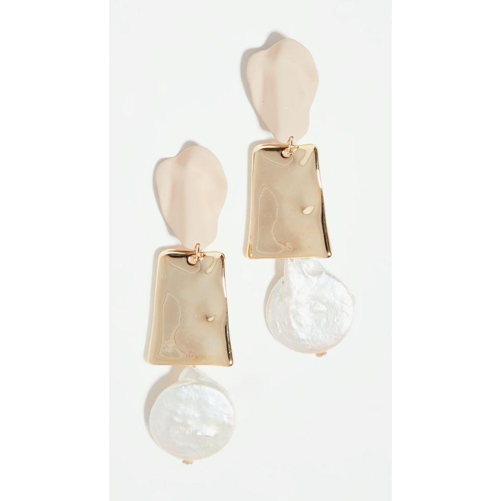 シャシ Shashi レディース イヤリング・ピアス ジュエリー・アクセサリー【yachtlife earrings】Gold