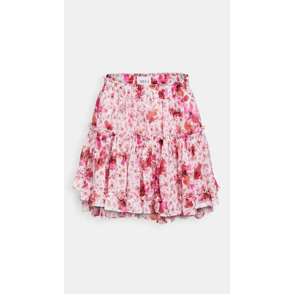 ミサ MISA レディース スカート 【marion ruffle skirt】Gardenia