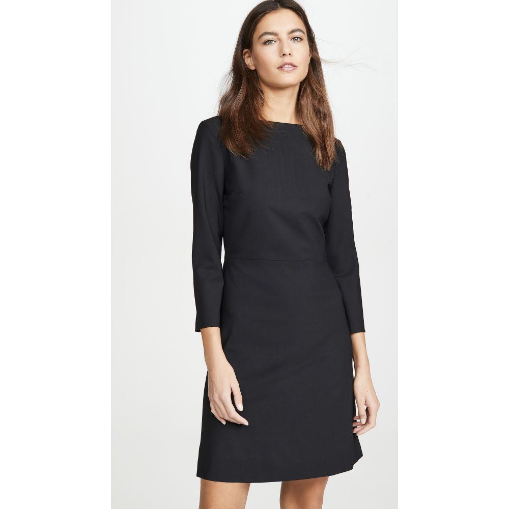 セオリー Theory レディース ワンピース ワンピース・ドレス【kamillina dress】Black