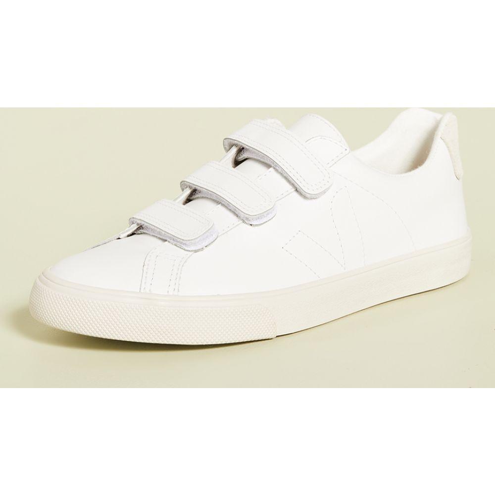 ヴェジャ Veja レディース スニーカー シューズ・靴【3-lock sneakers】Extra White