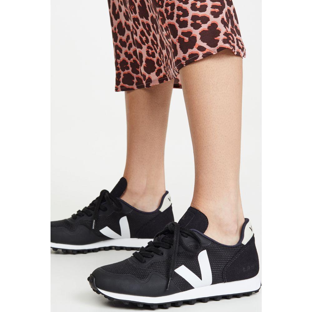 ヴェジャ Veja レディース スニーカー シューズ・靴【sdu rt sneakers】Black/White