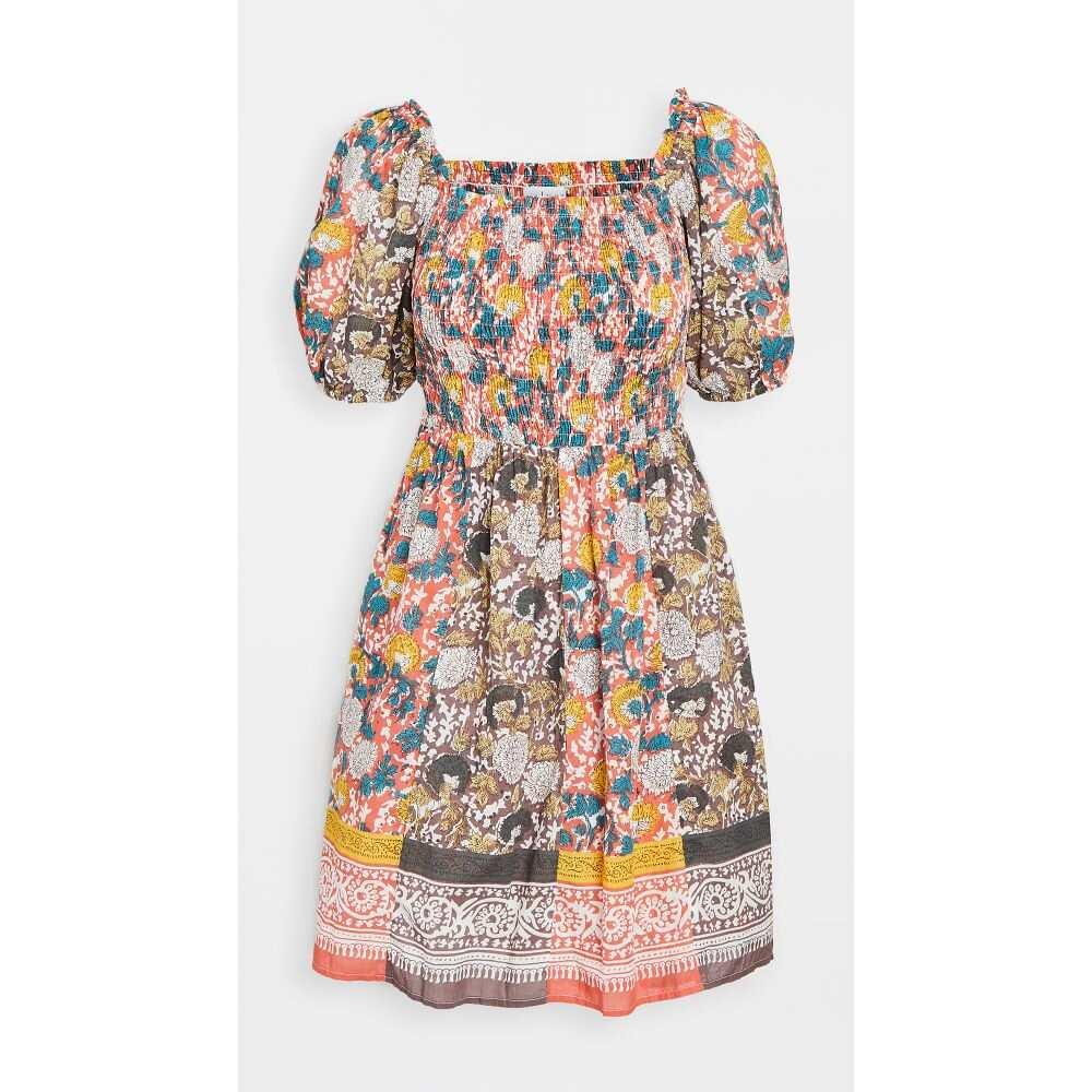ベルベット グラハム&スペンサー Velvet レディース ワンピース ワンピース・ドレス【taria dress】Multi