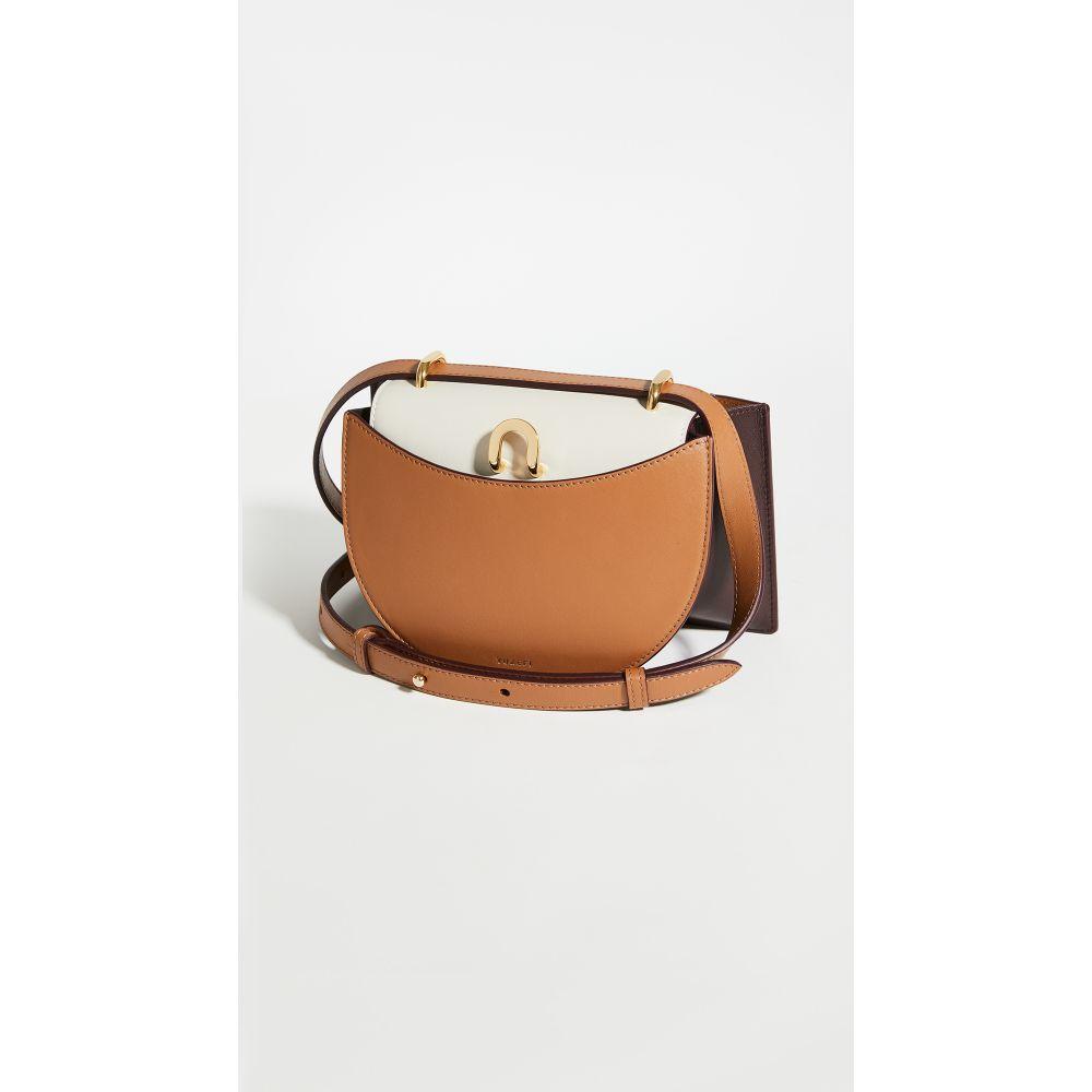 ユゼフィ Yuzefi レディース ショルダーバッグ バッグ【edith bag】Caramel/Cream
