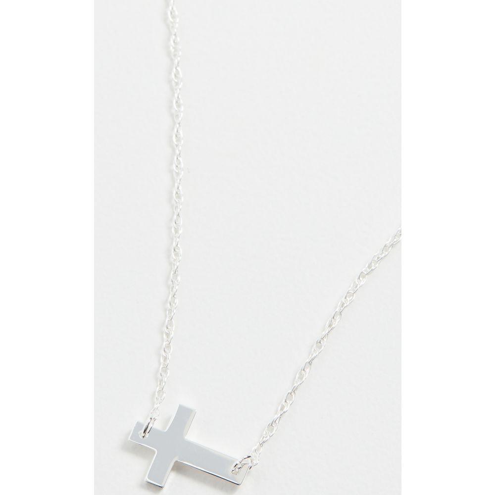 ジェニファーズーナー Jennifer Zeuner Jewelry レディース ネックレス ジュエリー・アクセサリー【theresa necklace】Sterling Silver