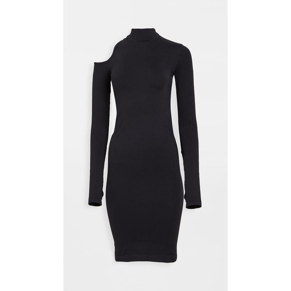 ヘルムート ラング Helmut Lang レディース ワンピース ワンピース・ドレス【Back Cutout Dress】Black