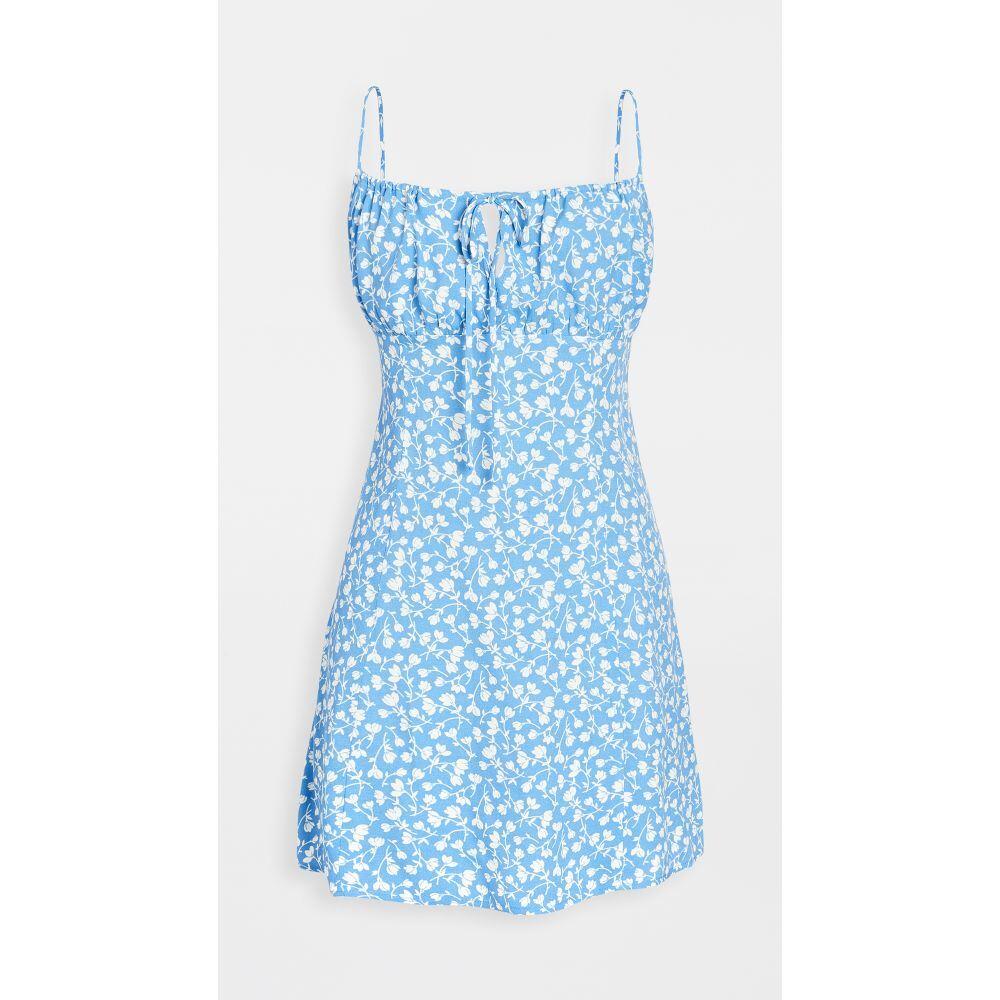 リフォーメーション Reformation レディース ワンピース ワンピース・ドレス【Cashio Dress】Marie