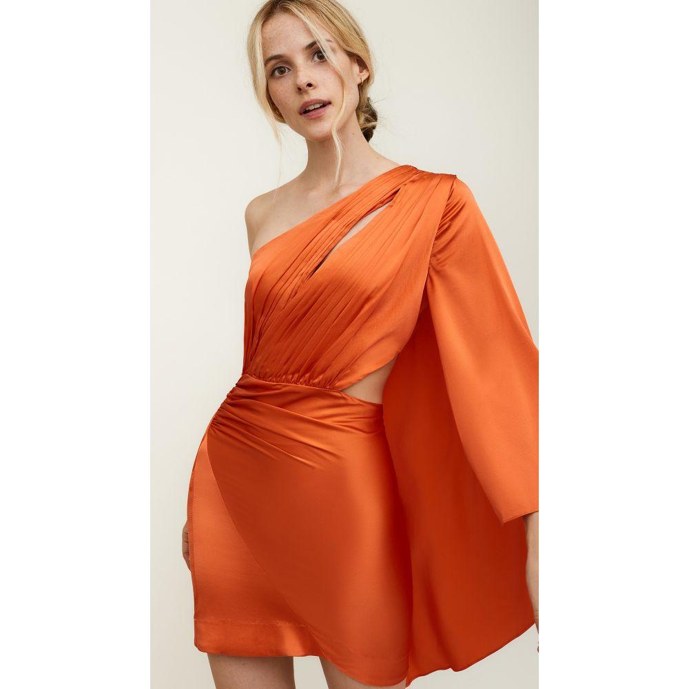 レトロフェット Retrofete レディース ワンピース ワンピース・ドレス【Mae Dress】Orange