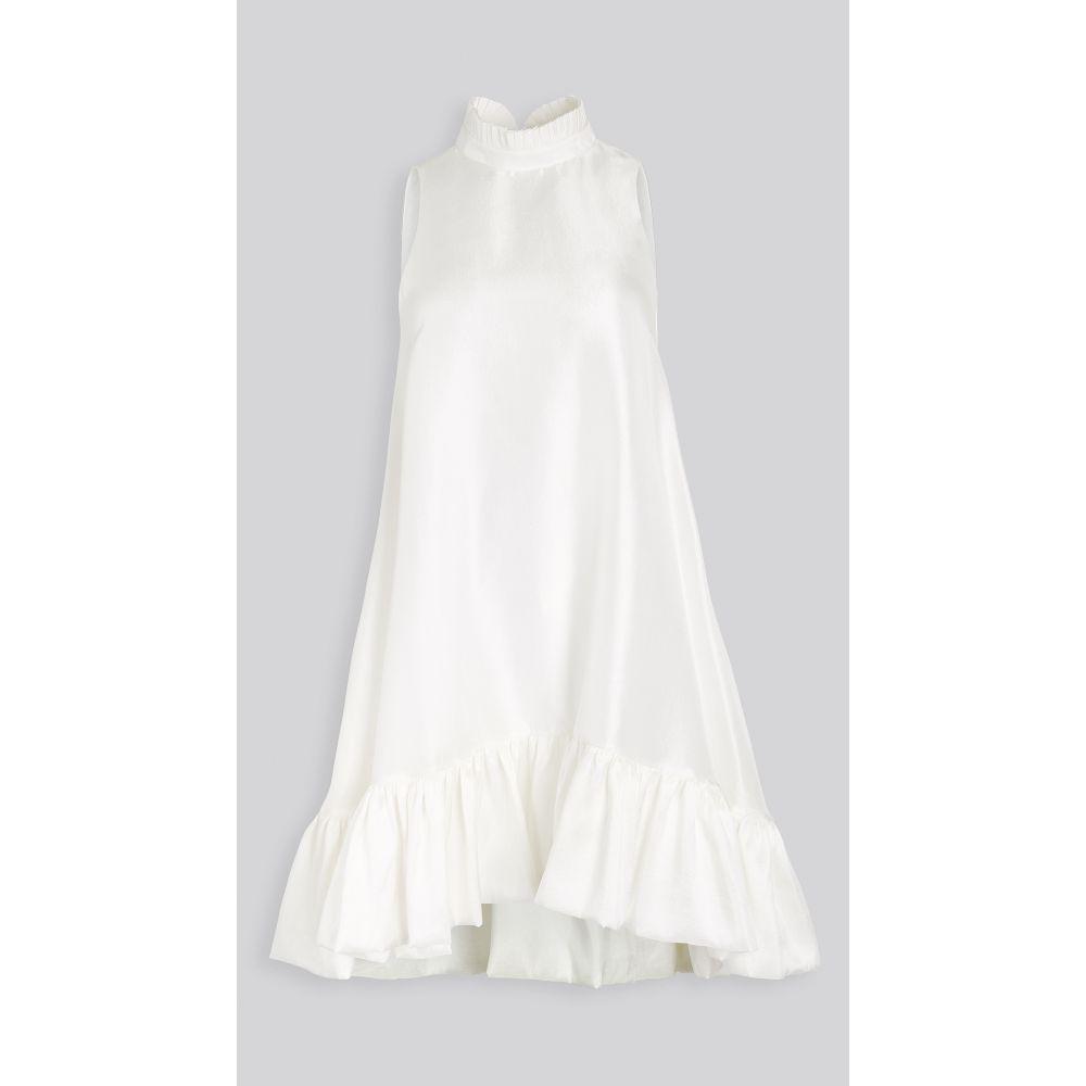 Azeeza レディース ワンピース ワンピース・ドレス【Alcott Dress】White