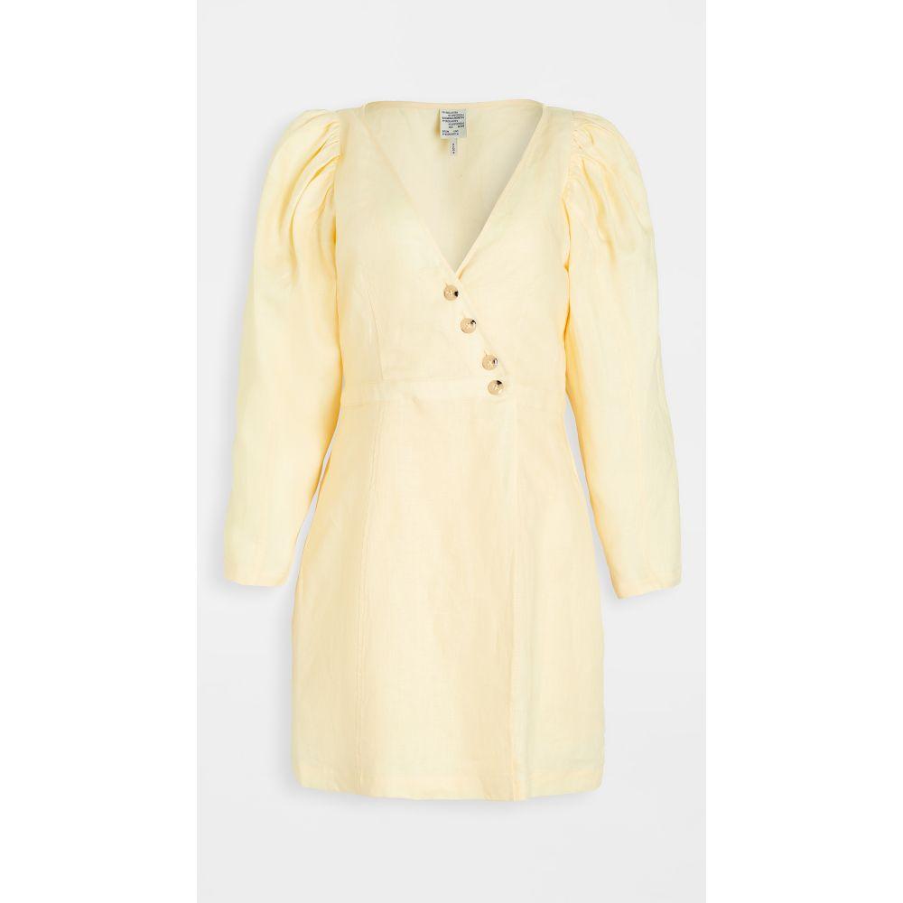 バウム ウンド ヘルガーデン BAUM UND PFERDGARTEN レディース ワンピース ワンピース・ドレス【Abrial Dress】French Vanilla
