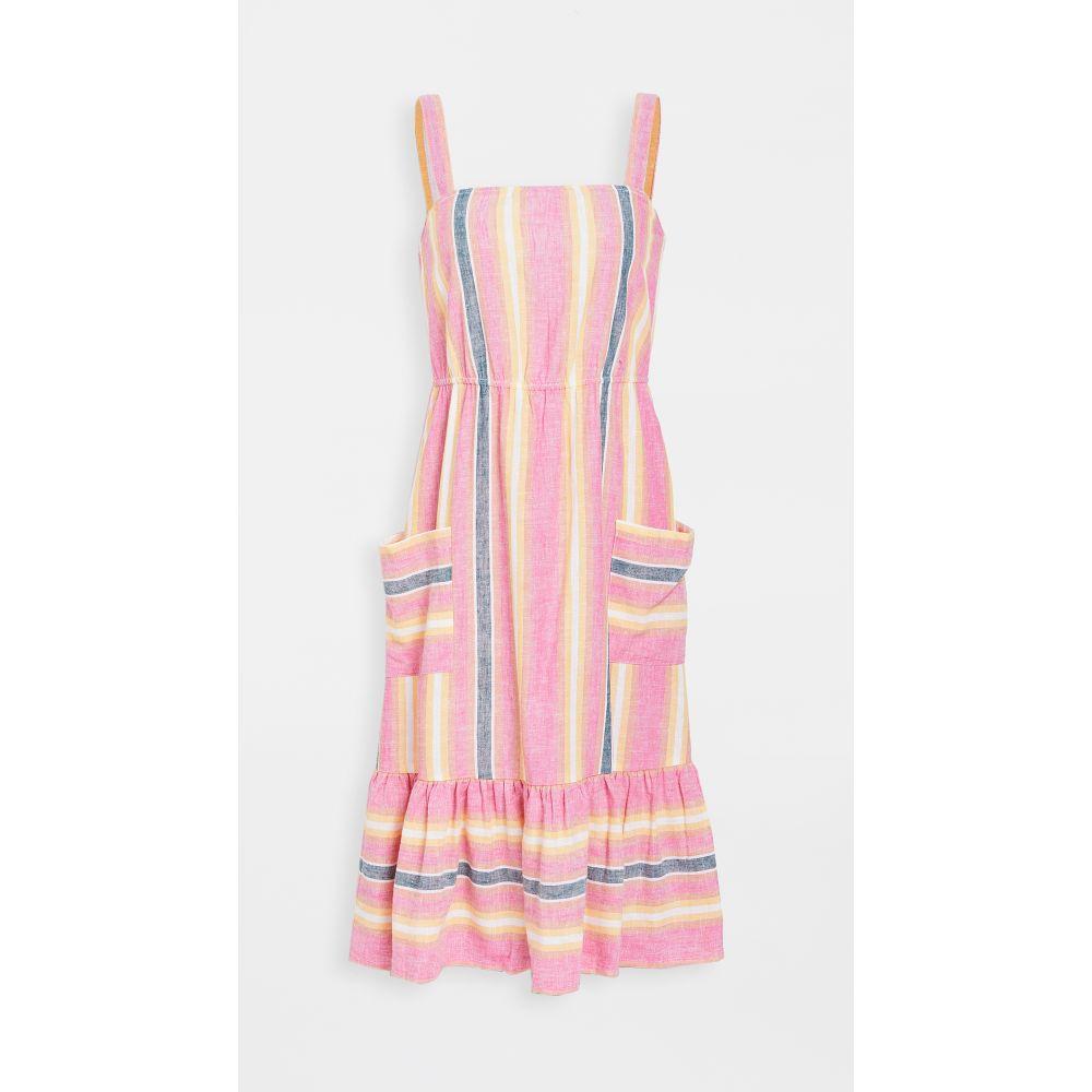 ビービーダコタ BB Dakota レディース ワンピース ワンピース・ドレス【Pink Lemonade Linen Stripe Dress】Pink Lemonade