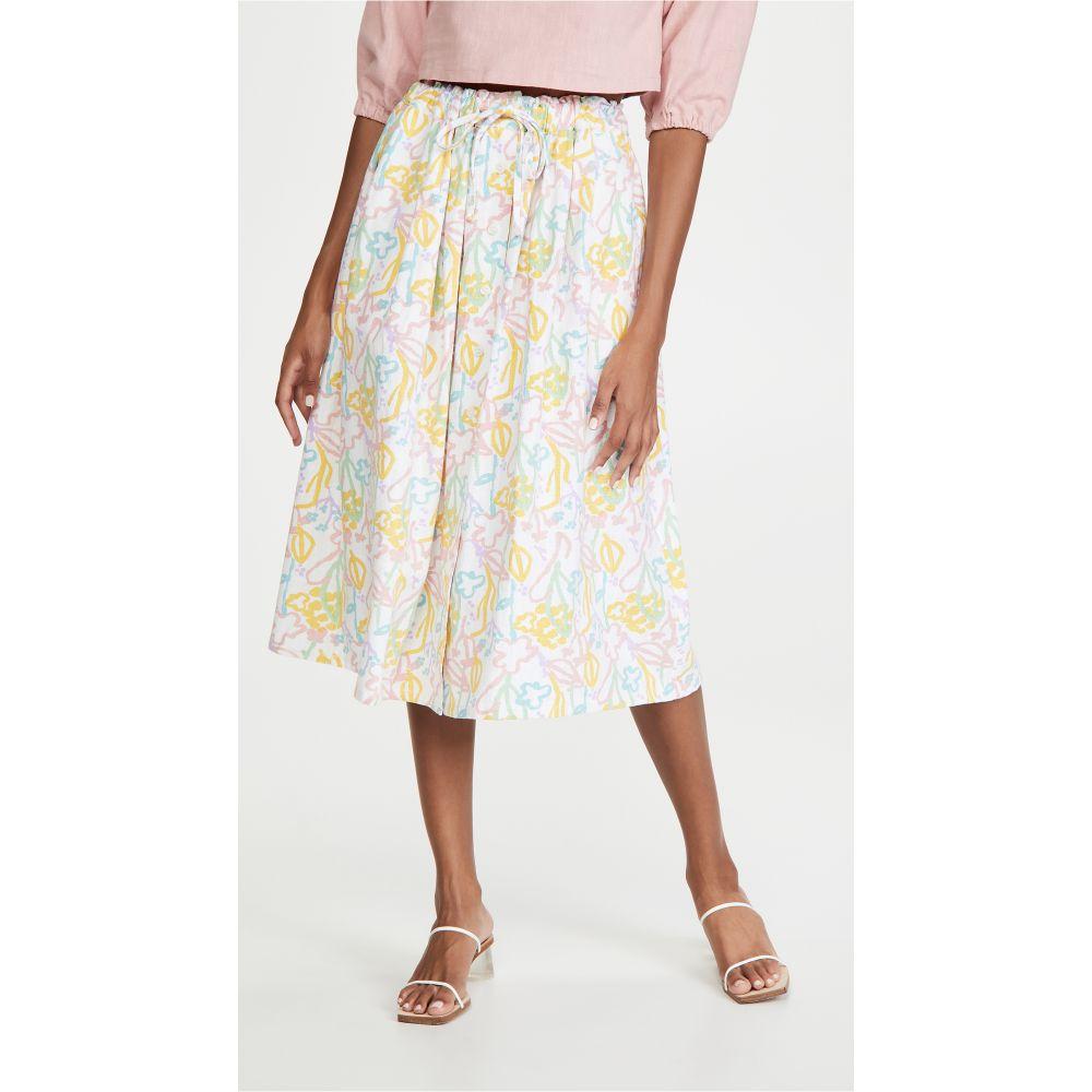 エルエフマーキー L.F. Markey レディース スカート 【Kobe Skirt】Baby Print