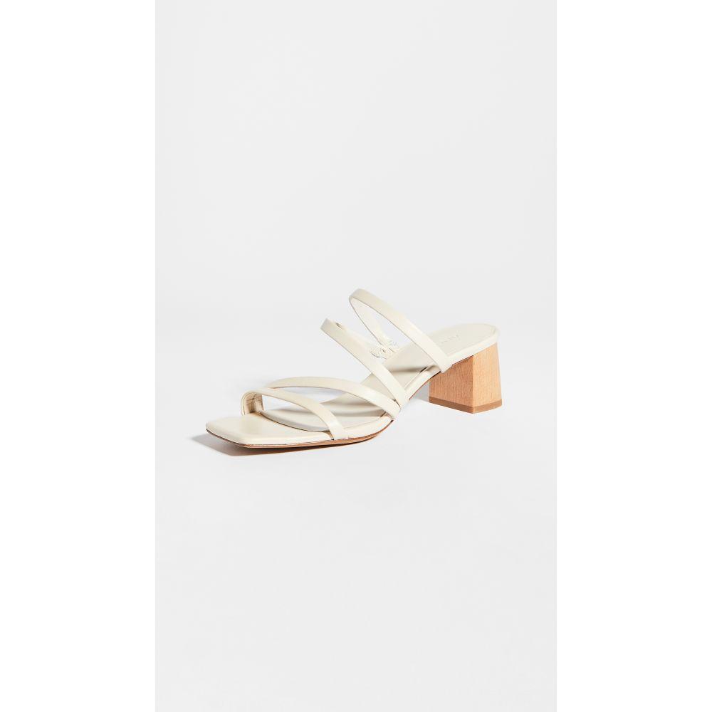 ヴィンス Vince レディース サンダル・ミュール シューズ・靴【Elita Slides】Flax/Natural
