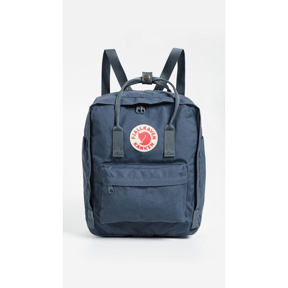 フェールラーベン Fjallraven レディース バックパック・リュック カンケン バッグ【Kanken Backpack】Graphite
