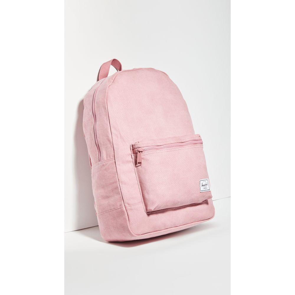 ハーシェル サプライ Herschel Supply Co. レディース バックパック・リュック デイパック バッグ【Daypack Backpack】Heather Rose