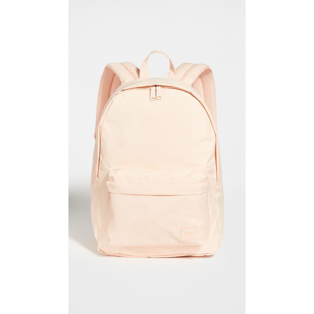 ハーシェル サプライ Herschel Supply Co. レディース バックパック・リュック バッグ【Classic Light Backpack】Apricot Pastel