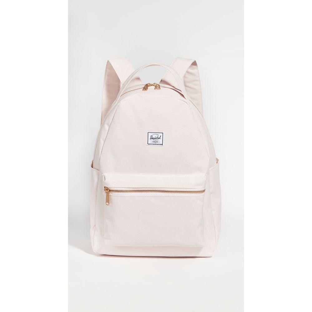 ハーシェル サプライ Herschel Supply Co. レディース バックパック・リュック バッグ【Nova Mid Volume Backpack】Rosewater Pastel