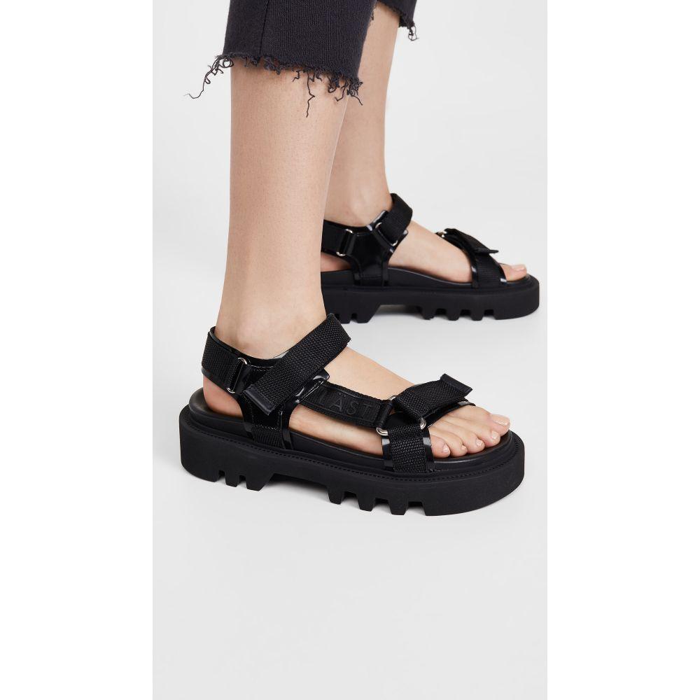 ラスト LAST レディース サンダル・ミュール シューズ・靴【Candy Sandals】Black