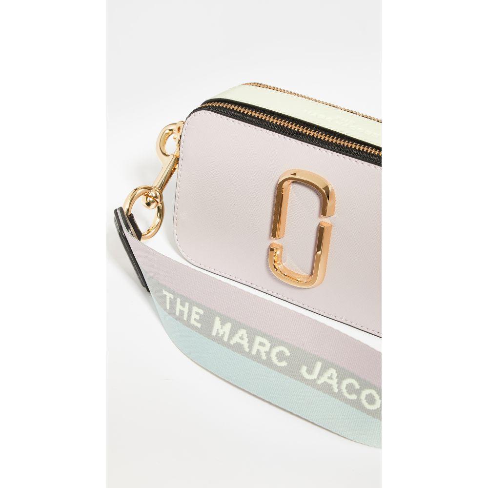 マーク ジェイコブス The Marc Jacobs レディース ショルダーバッグ カメラバッグ バッグ【Snapshot Camera Bag】Dusty Lilac Multi