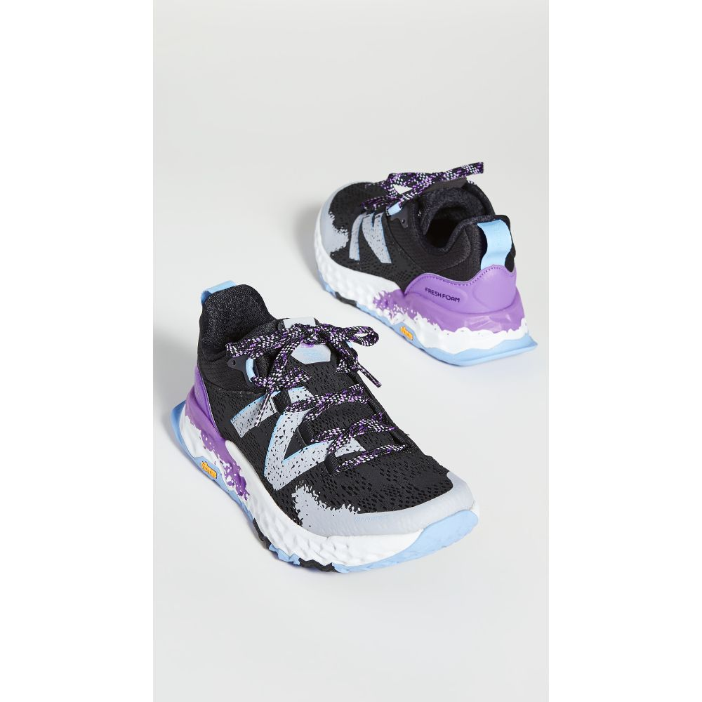 ニューバランス New Balance レディース スニーカー シューズ・靴【Fresh Foam Hierro v5 GTX Sneakers】Black