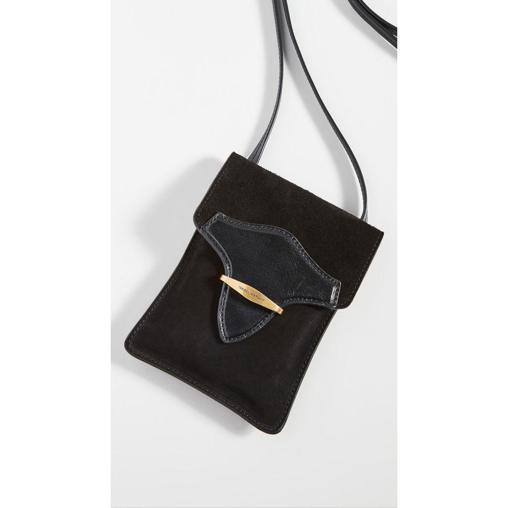 イザベル マラン Isabel Marant レディース ショルダーバッグ バッグ【Takury Mini Crossbody Bag】Black