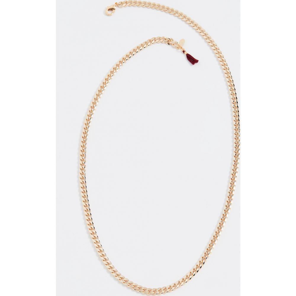 Necklace】Gold SHASHI ジュエリー・アクセサリー【Maui レディース シャシ ネックレス
