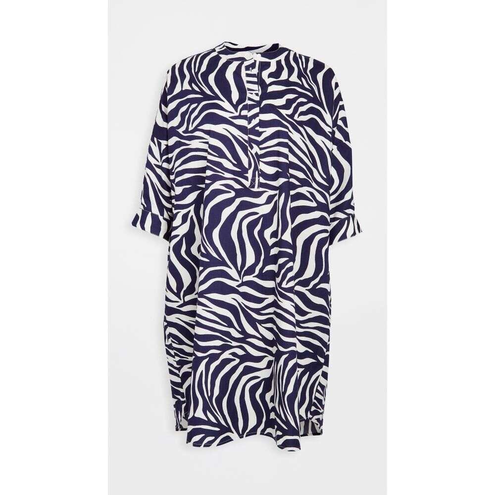 エッセンシャル Essentiel Antwerp レディース ワンピース シャツワンピース ワンピース・ドレス【Warabi Cotton Poplin Shirt Dress】Combo Off White