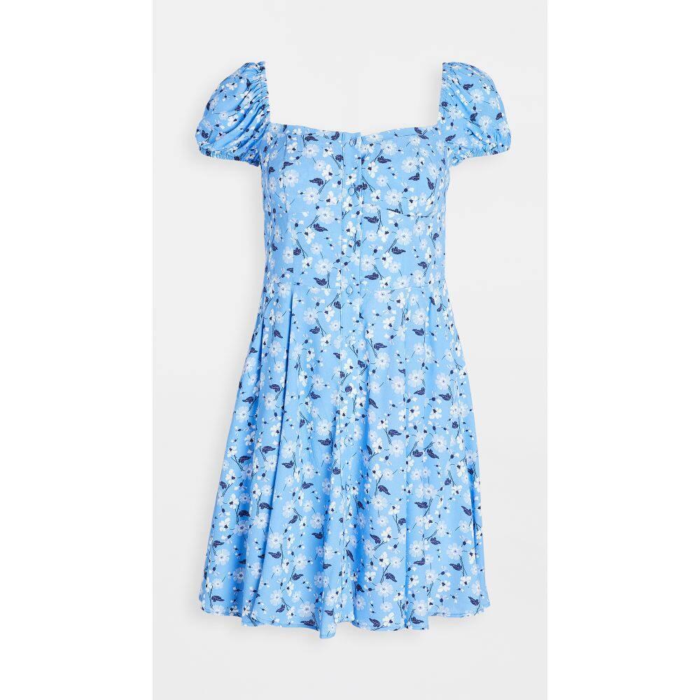 ユミキム Yumi Kim レディース ワンピース ワンピース・ドレス【Mercy Dress】Ray of Light Blue