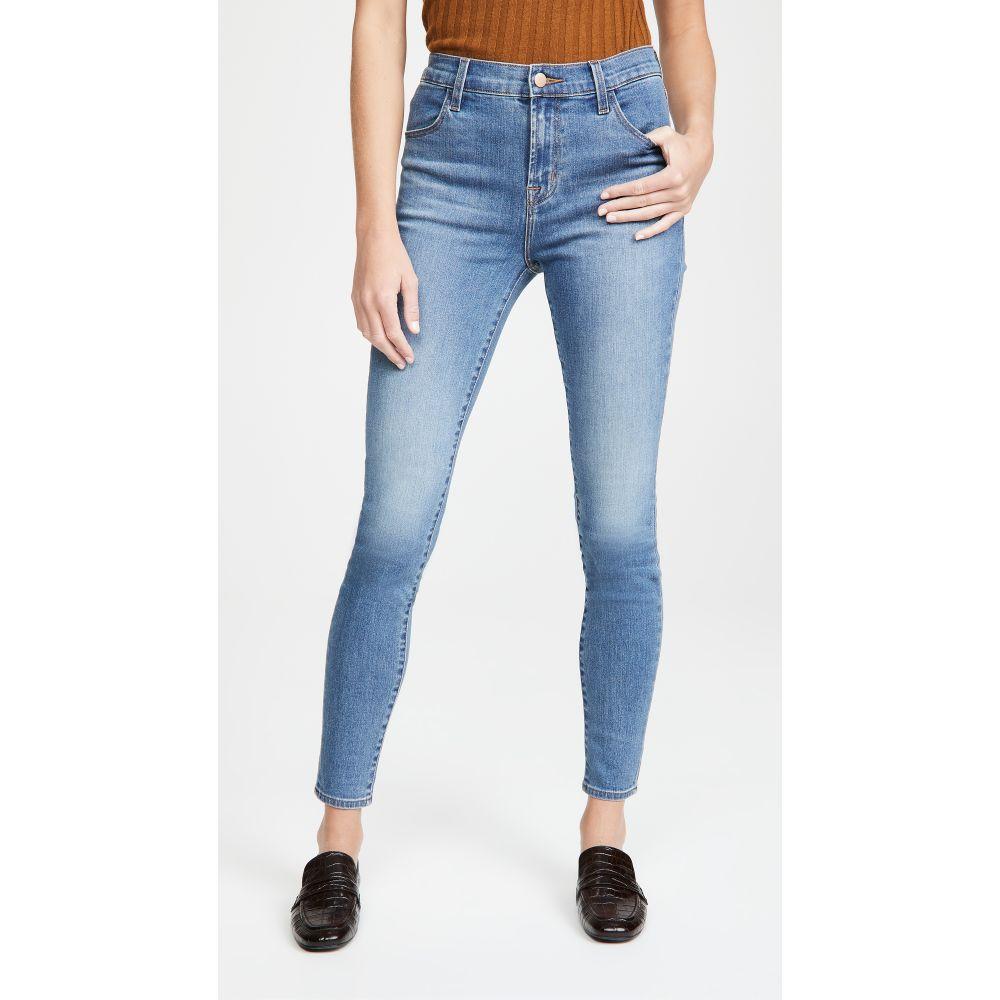 ジェイ ブランド J Brand レディース ジーンズ・デニム ボトムス・パンツ【Maria High Rise Skinny Jeans】Uncharted