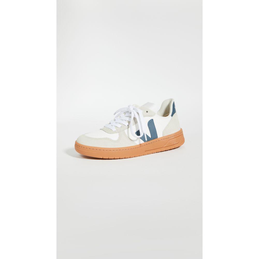 ヴェジャ Veja レディース スニーカー シューズ・靴【V-10 Sneakers】White/California/Natural