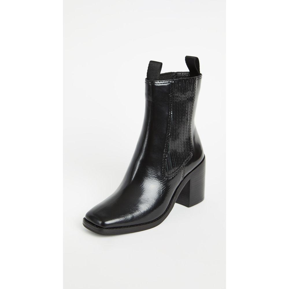 Toe シューズ・靴【Arianna スクエアトゥ Loeffler Square ロフラーランドール レディース Boots】Black Randall ブーツ