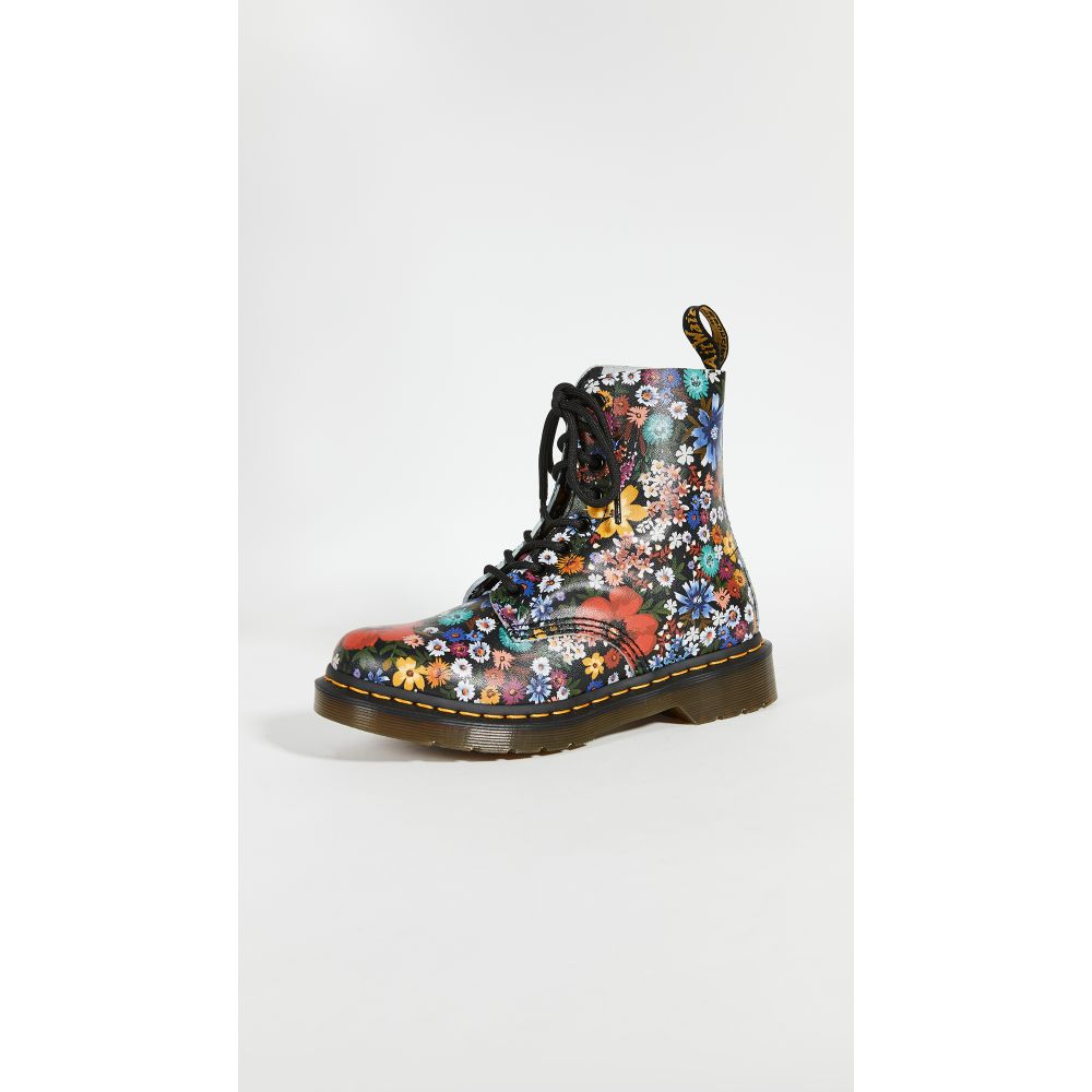 Dr. Wanderlust レディース ドクターマーチン Boots】Multi 8 Pascal シューズ・靴【1460 Eye ブーツ Martens