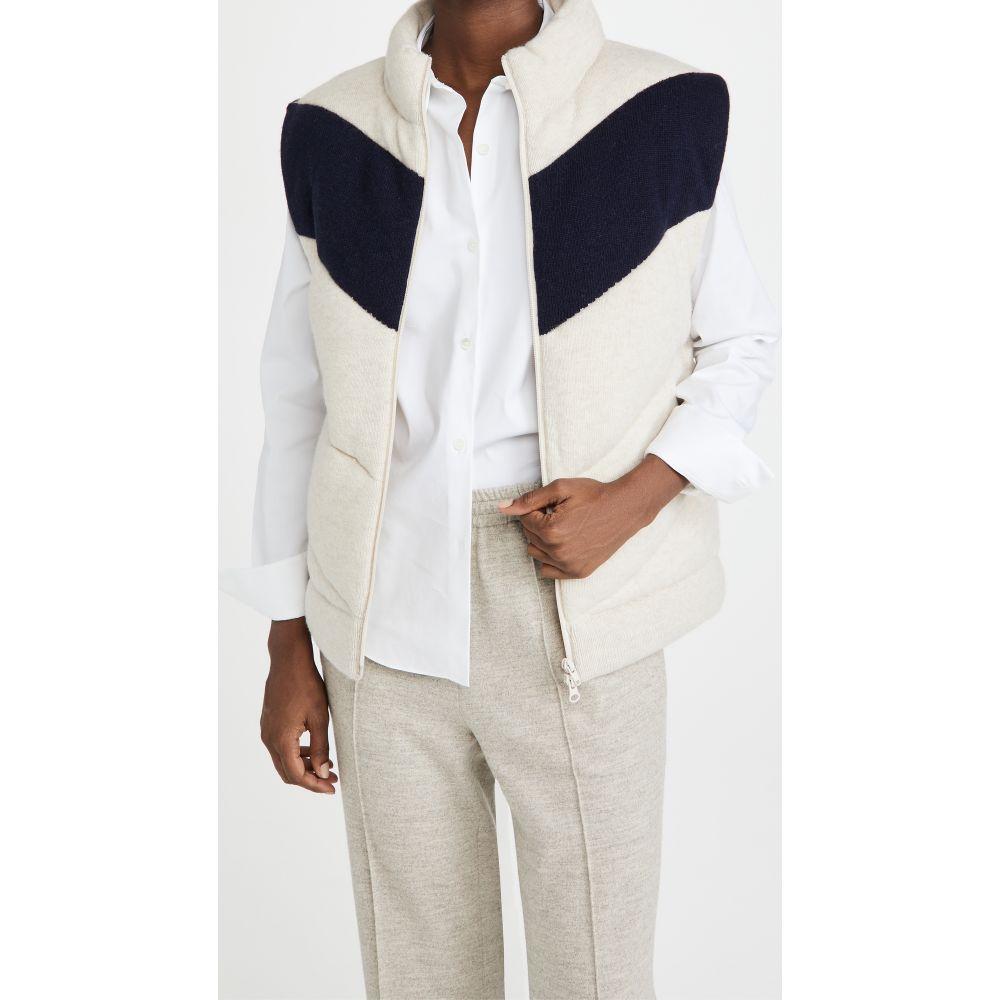 【コンビニ受取対応商品】 スリーワン 3.1 フィリップ リム ベスト・ジレ 3.1 Phillip Lim レディース ベスト Lim・ジレ トップス【Padded Sweater Vest】Oyster/Navy, 東海つり具:f9494dcc --- promilahcn.com