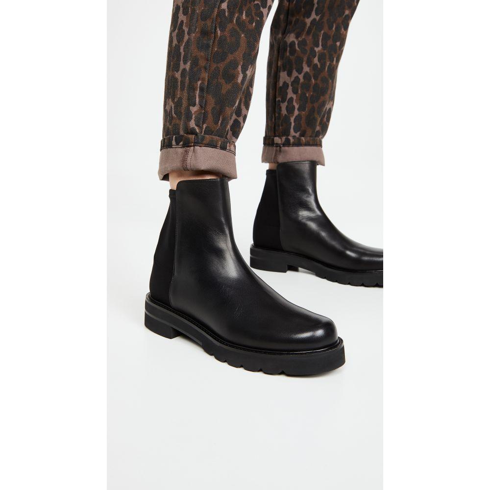 スチュアート ワイツマン レディース シューズ 靴 ブーツ サイズ交換無料 ショートブーツ Black Lift Weitzman 5050 安い 激安 プチプラ 高品質 注目ブランド Booties Stuart