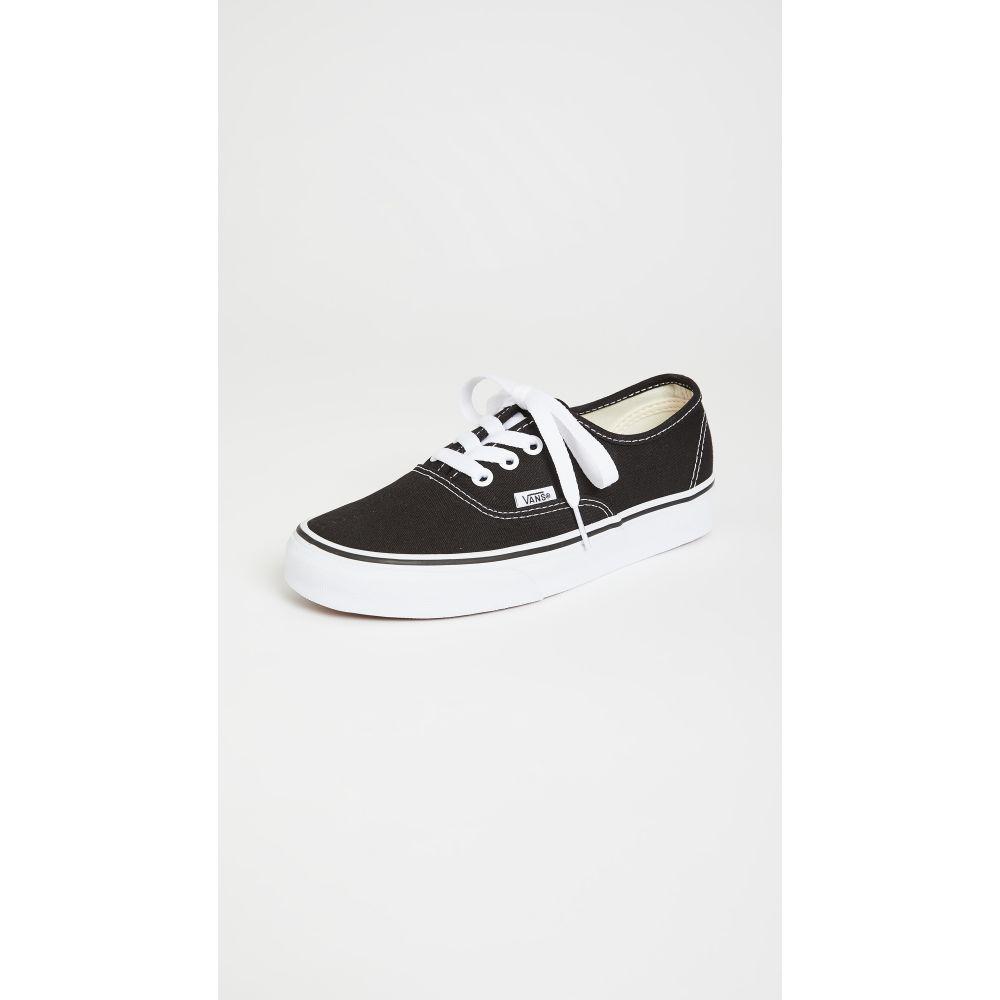 ヴァンズ レディース シューズ 靴 スニーカー サイズ交換無料 Sneakers Authentic サービス Vans UA 在庫処分 Black