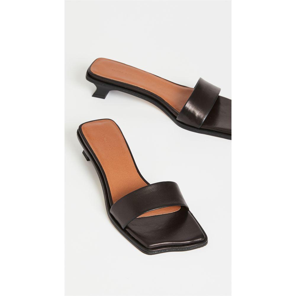 レジーナ ピヨ レディース 日本産 シューズ 靴 サンダル ミュール Rejina 30mm サイズ交換無料 Pyo Sandals 18%OFF Isla Black